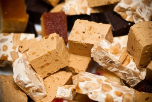 Nougat, the tradition of Christmas