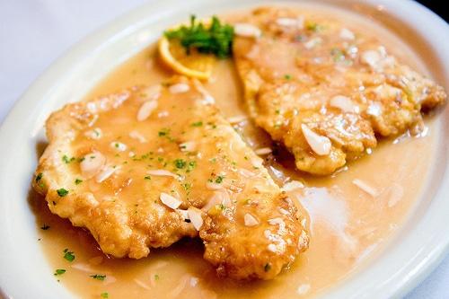 receta pollo con horchata