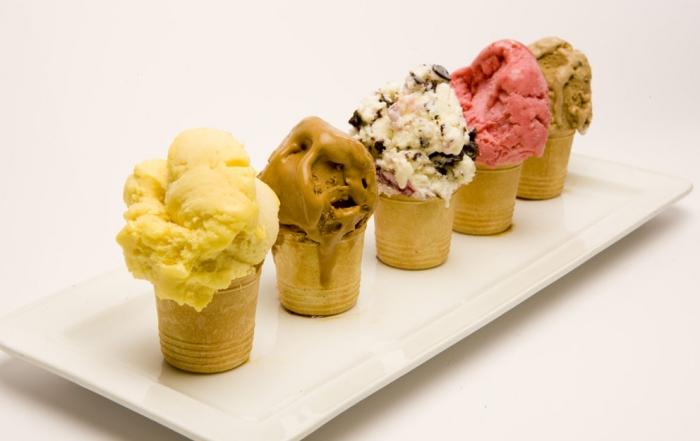 helados sabores raros