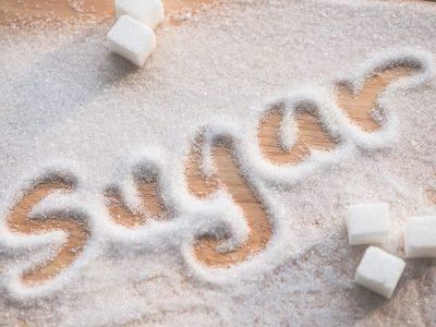 turrón con azucar