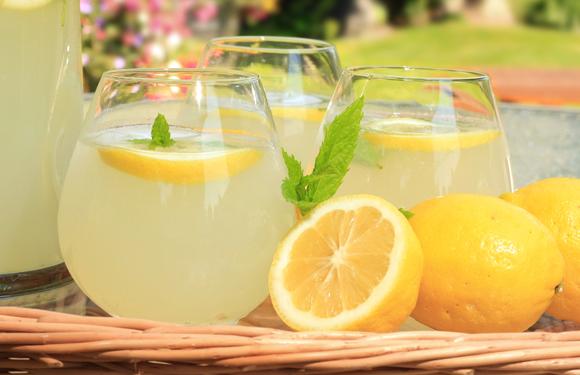 granizado limon con thermomix