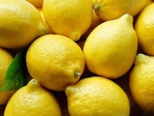 lemon granita