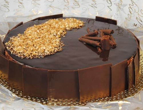 Gâteau au nougat
